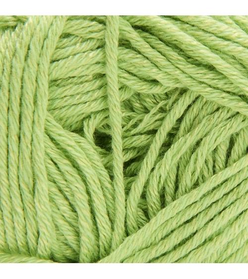 Débardeur Aline- Kit à tricoter en laine Petit Bambou Pelote de 50g niveau débutant.  Qui a dit qu'on ne pouvait pas tricoter