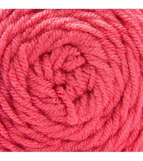 PELOTE DE LAINE BIG WOOLY Pelote de 200 gr. Sa fibre confortable vous gardera au chaud tout l'hiver ! Les laines Big Wooly son