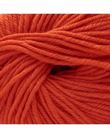 PELOTE DE LAINE PÉROU Pelote de 100gr. La laine Pérou est un fil ultra résistant 100% laine Mérinos Superwash retordu en 4 mèch